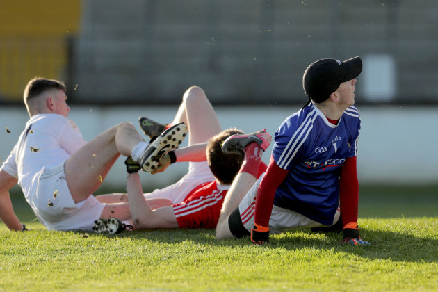 dylan-cassidy-looks-on-as-fionn-ogiollain-of-kildare-scores-a-goal