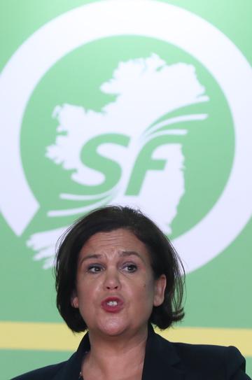 8854 Sinn Fein Budget