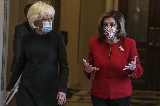 nancy-pelosi-gives-an-interview-on-the-capitol