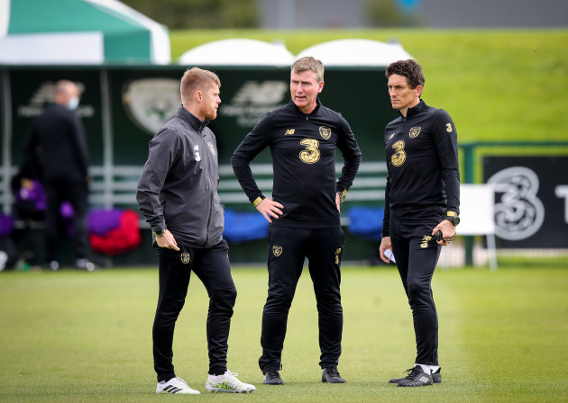 stephen-kenny-with-keith-andrews-and-damien-duff