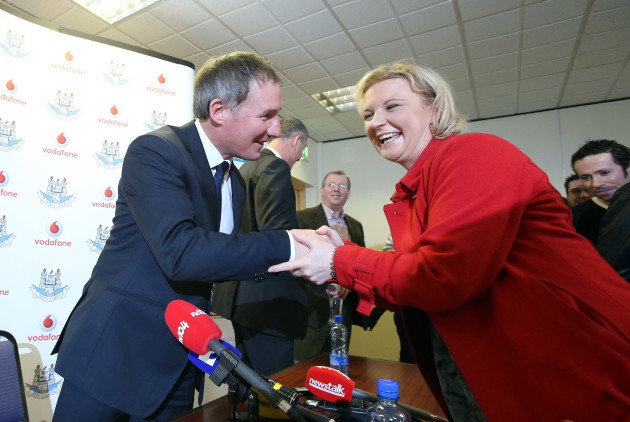 lisa-fallon-welcomes-jim-gavin