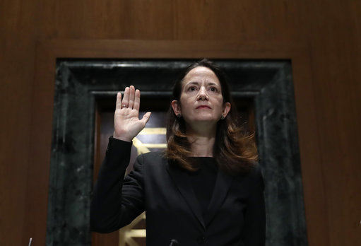 us-senate-select-committee-on-intelligence-confirmation-hearing-for-avril-haines-to-be-the-director-of-national-intelligence-dni
