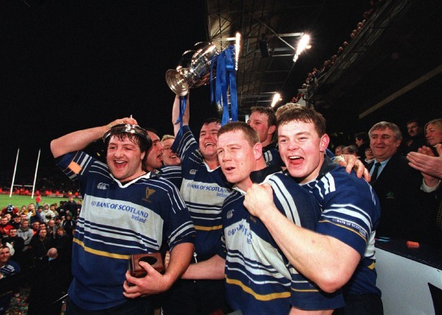 leinster-celebrate