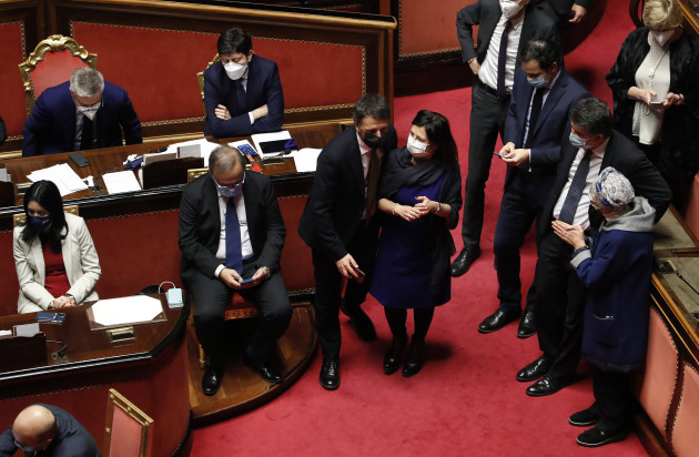 government-crisis-communications-from-giuseppe-conte-to-the-senate-and-vote-of-confidence