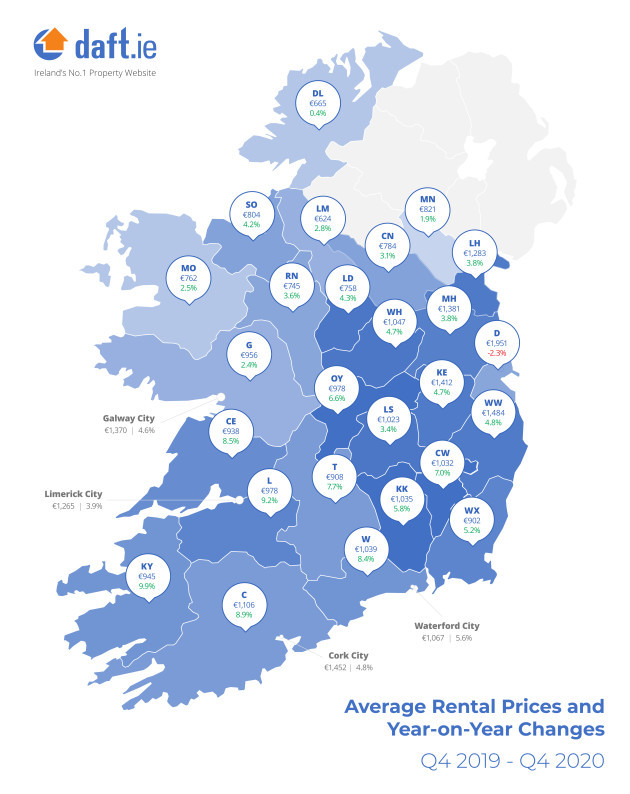 Print Maps - Rental Price Report 2020 Q4 - Colour-01
