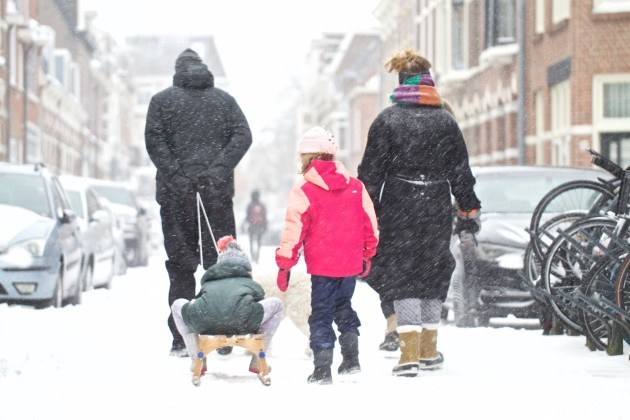 netherlands-haarlem-snowstorm