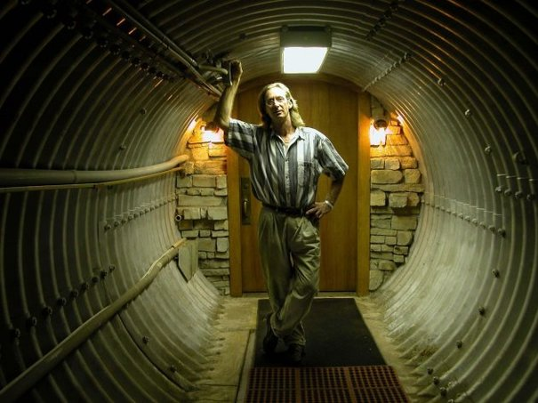 Deeper underground: could you live in a bunker? · TheJournal ie