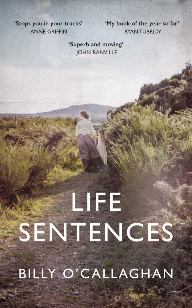 Life Sentences new jacket