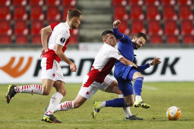 czech-republic-soccer-europa-league