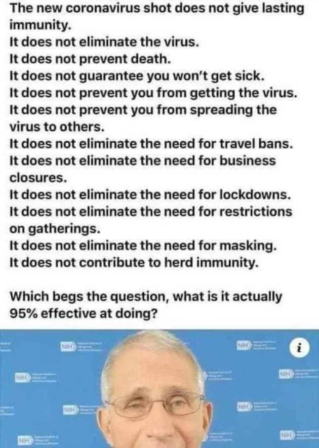 Vaccine claims