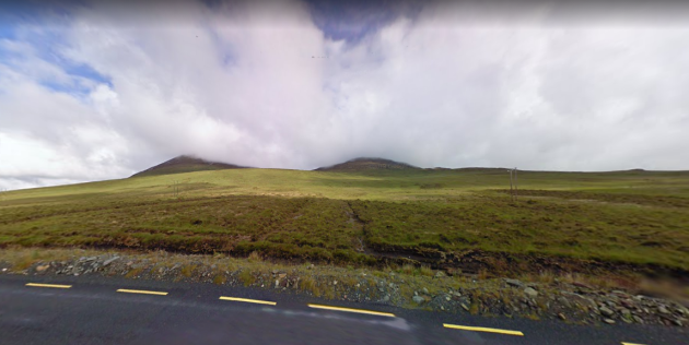 Mount Errigal Google Maps