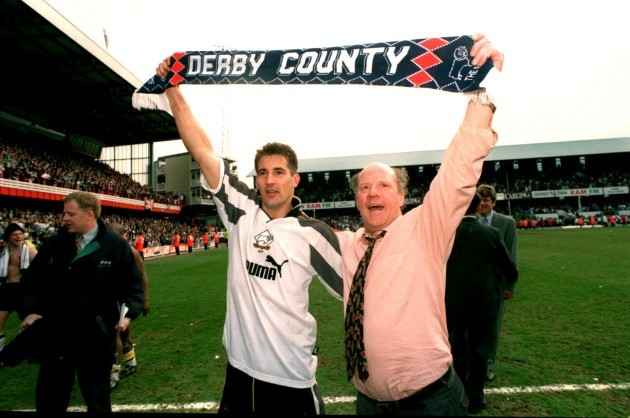 soccer-endsleigh-league-division-one-derby-county-v-crystal-palace