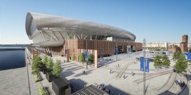 Everton stadium 2