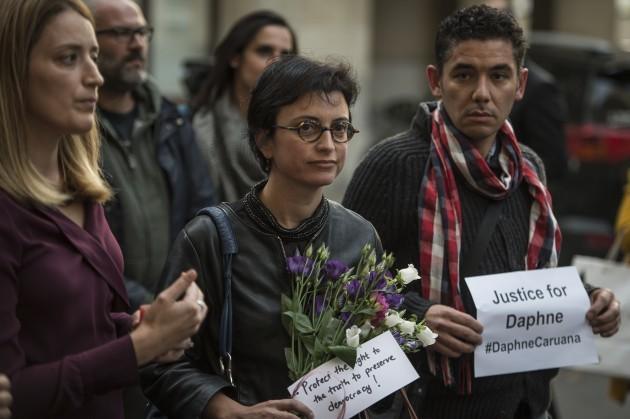 silent-vigil-in-memory-of-maltese-journalist-daphne-caruana-galizia