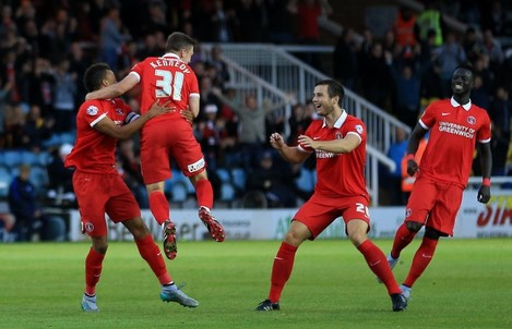 soccer-capital-one-cup-second-round-peterborough-united-v-charlton-athletic-london-road