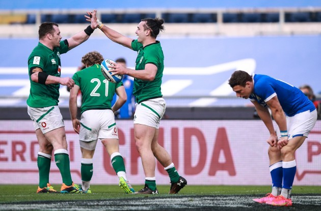 cian-healy-celebrates-with-james-lowe