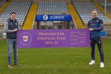 Wexford GAA Strateigc Plan Shane Roche Matthew O Hanlon 3