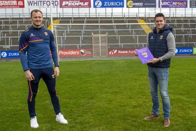 Wexford GAA Strateigc Plan Matthew O Hanlon Shane Roche 2
