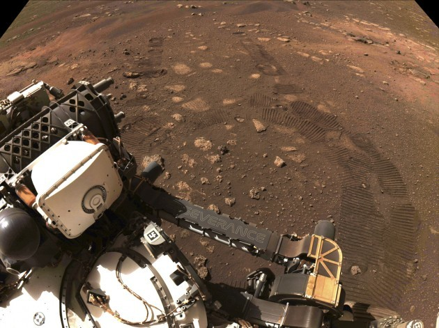 space-mars-rover