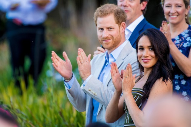 duke-and-duchess-of-sussex-give-tell-all-interview-with-oprah-winfrey-archive-images