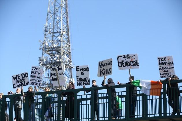 RTE protest 001