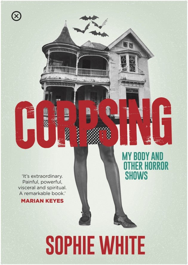 CORPSING cover copy