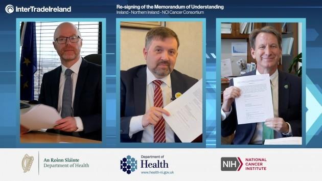Ireland-NI-NCI Cancer Consortium