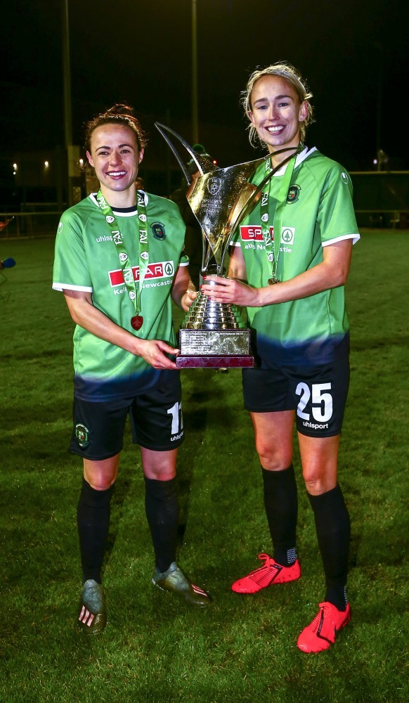 aine-ogorman-and-stephanie-roche-celebrate-with-the-trophy