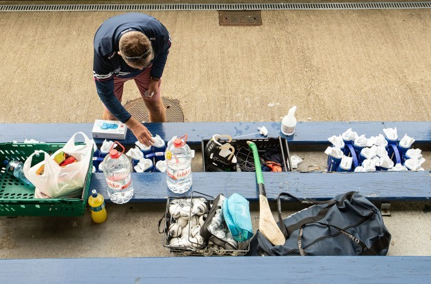 mick-reid-prepares-refreshments-in-the-stands