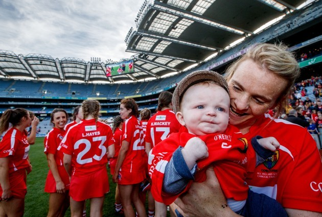 briege-corkery-and-her-son-tadhg-scannell