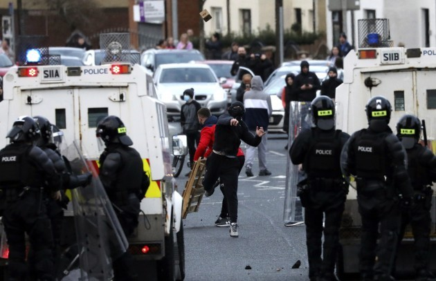 britain-northern-ireland-unrest