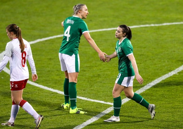louise-quinn-consoles-emily-whelan-after-she-missed-a-chance-late-in-the-game