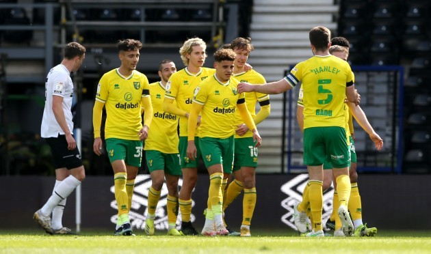 derby-county-v-norwich-city-sky-bet-championship-pride-park-stadium