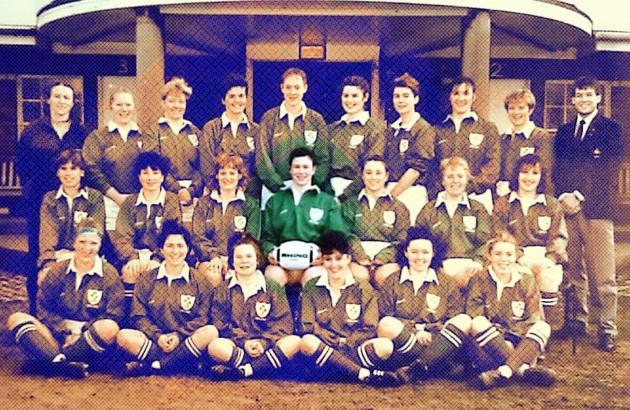 Ireland-women's-team-'93
