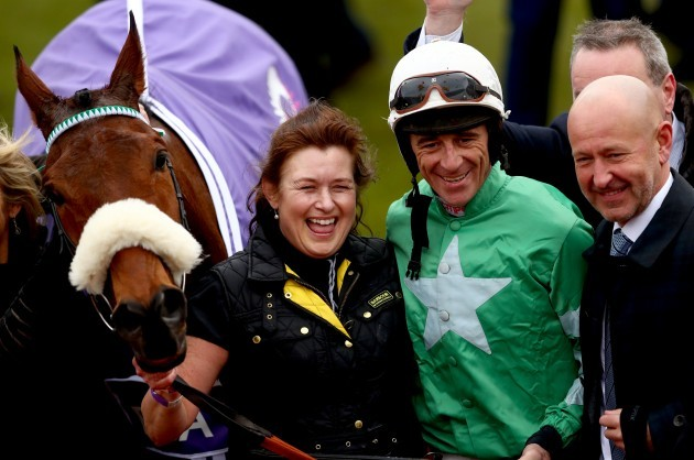 philip-reynolds-r-celebrates-with-jockey-davy-russell-after-winning-with-presenting-percy