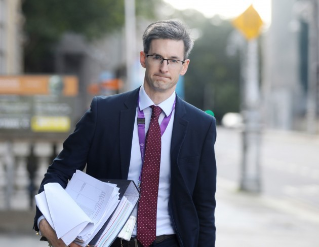 file-photo-dr-ronan-glynn-acting-chief-medical-officer-at-the-department-of-health-is-reporting-to-the-oireachtas-health-committee-on-matters-relating-to-the-vaccination-rollout-and-easing-of-restri