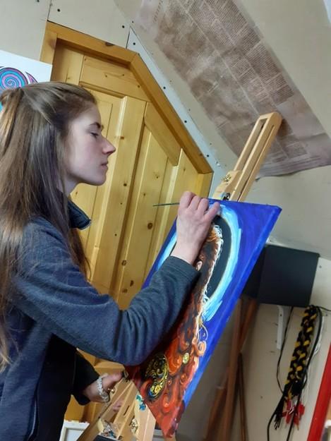 ailinn painting