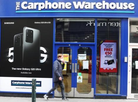 1486 The Carphone Warehouse