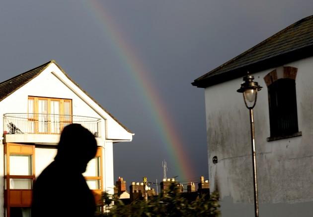 Rainbow in Dublin 002