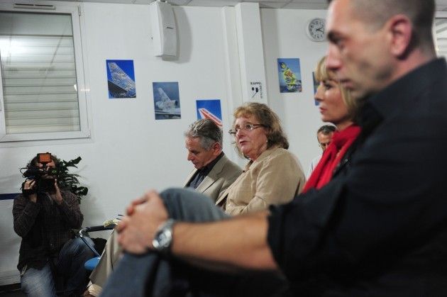 bea-press-conference-about-rio-paris-air-france-crash-in-2009