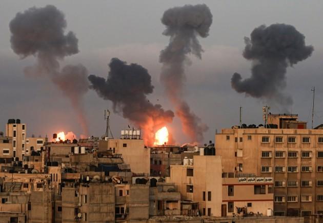 israel-air-strikes-on-gaza-palestine-11-may-2021