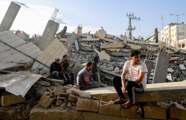 israeli-palestinian-violence-in-gaza-palestine-13-may-2021