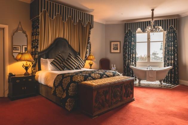 14. Markree Castle - Bedroom