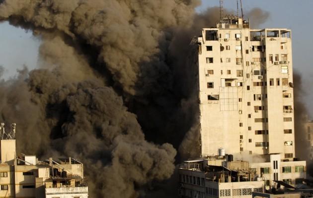 israel-air-strikes-in-gaza-palestine-12-may-2021
