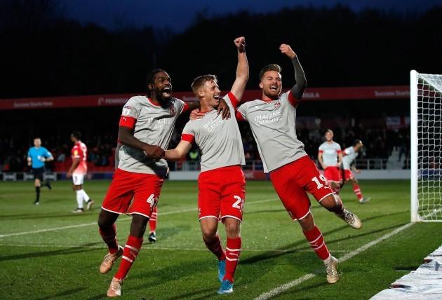 salford-city-v-swindon-town-sky-bet-league-two-peninsula-stadium