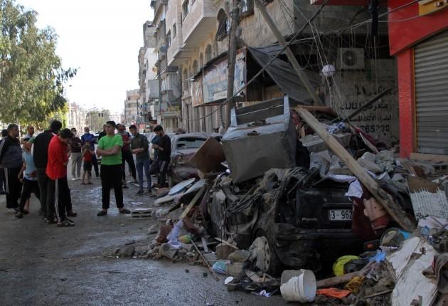 mideast-gaza-city-israel-airstrikes