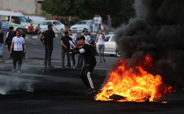 mideast-nablus-clashes