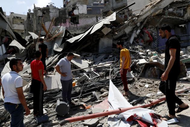 palestinians-israel