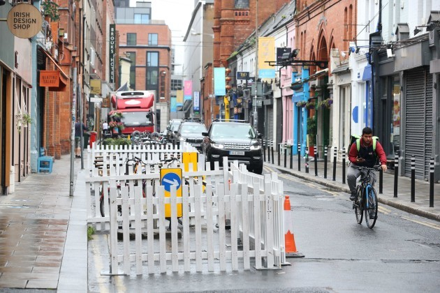047 Council has extended the pedestrian trial