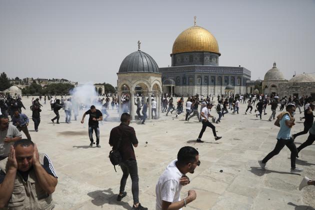 israel-palestinians